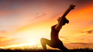 Health benefits of Sun Salutation