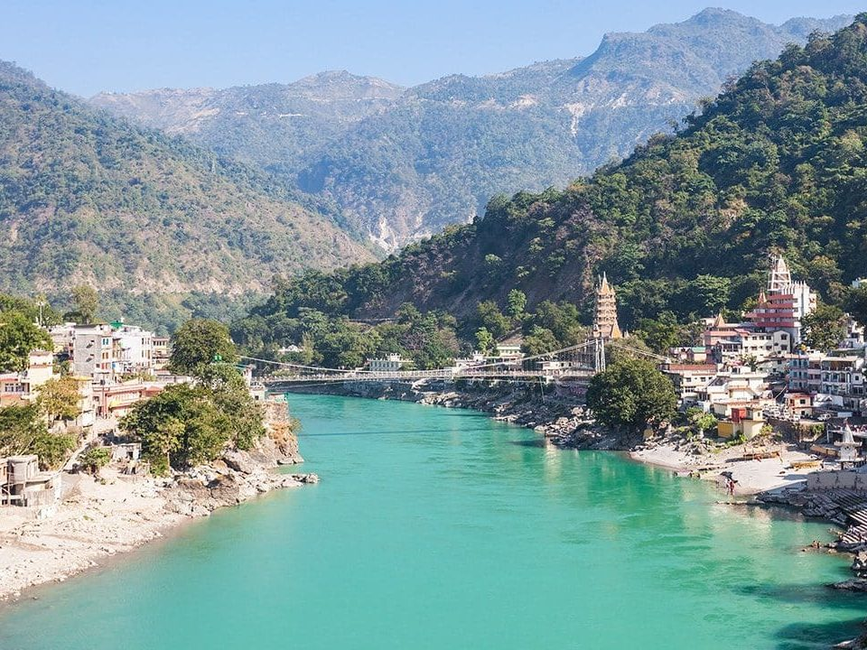 Rishikesh In The Month Of February