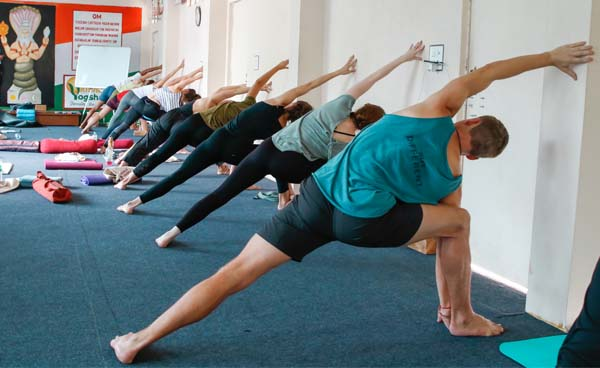Why Yoga Courses in Gurgaon