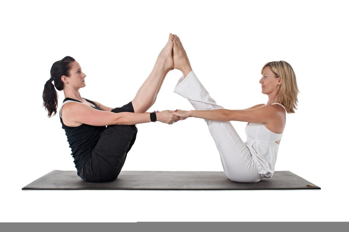 44 Best Group Yoga Poses