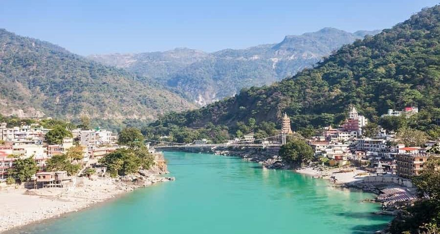 Visit Rishikesh in the Month of December