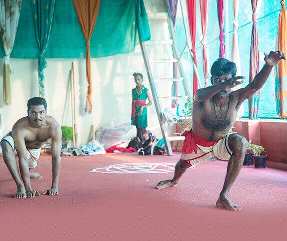 200 Hour Kalaripayattu and Yoga TTC in Kerala