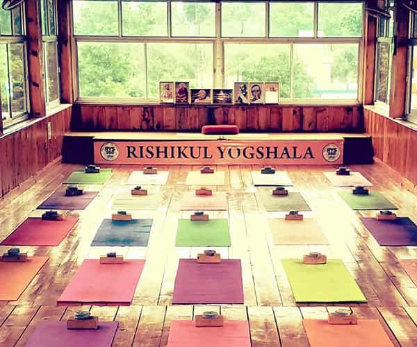 Yoga Teacher Training in Rishikesh, India 2019 | Yoga School