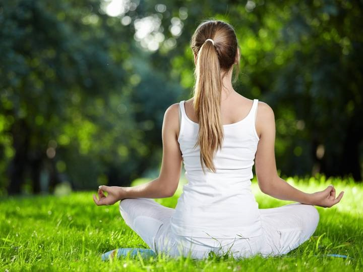 A Path to a New World with Yoga for Today's Stressed Out Generation