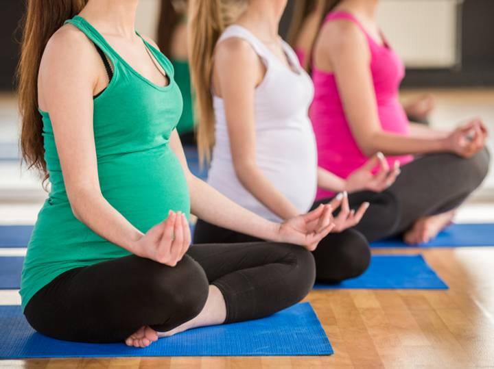 Practice Prenatal Yoga