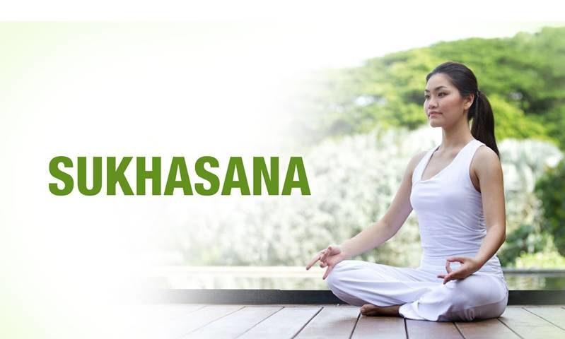 Sukhasana (Easy Sitting Pose)