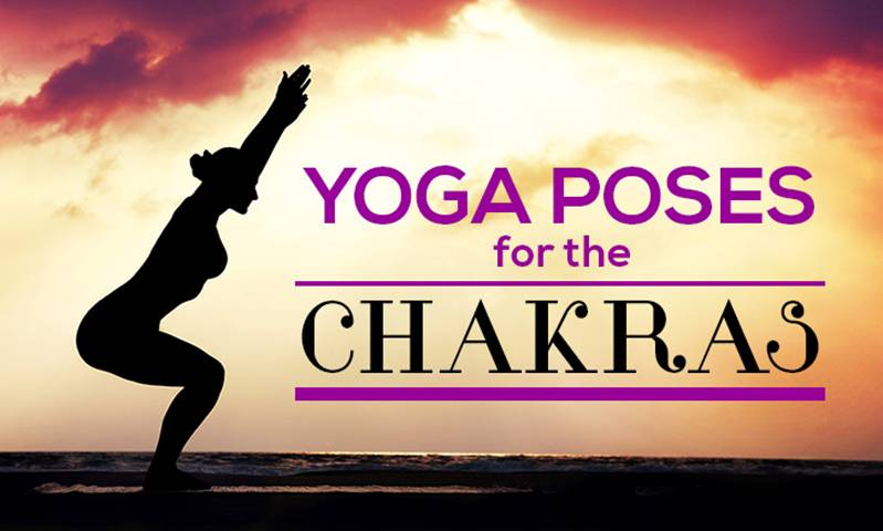 Chakras With These 7 Yoga Poses