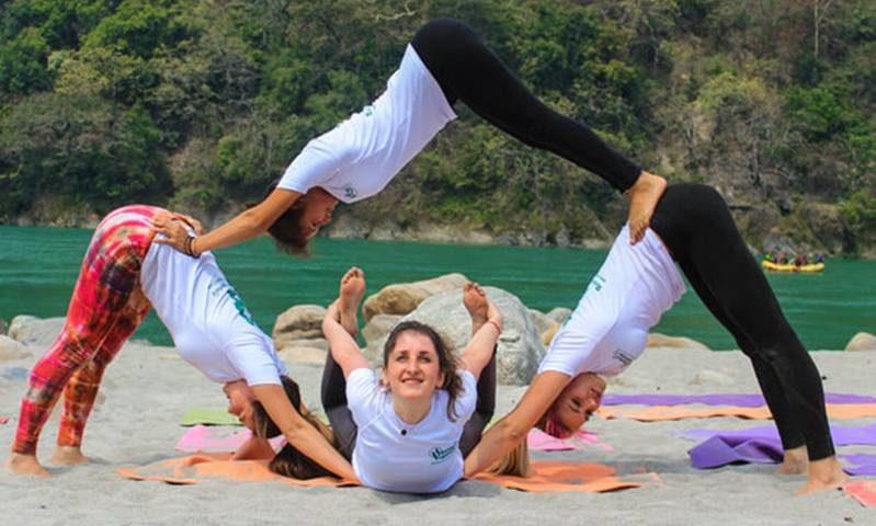 Yoga Courses in Rishikesh