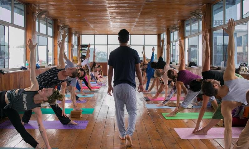 Which Yoga Teacher Training is best in India