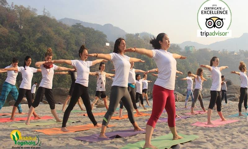 Yoga Alliance School in India