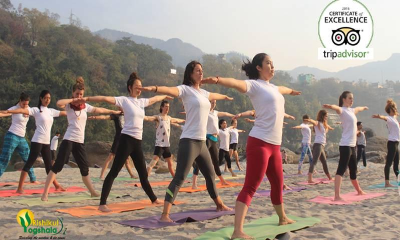 Yoga Alliance School in India