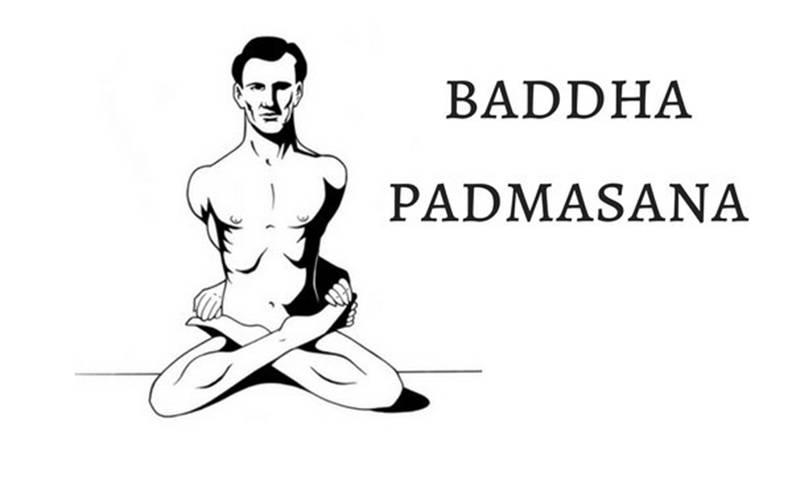 Baddha Padmasana (Locked Lotus Pose)