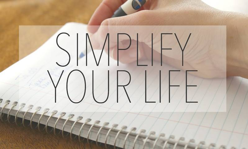 Tips from Our Gurus to Simplify Your Life