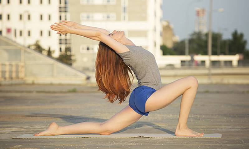 How To Increase Your Flexibility With Yoga