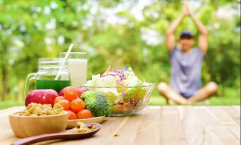 Which Healthy Food to take During Yoga Exercises