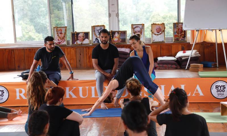 Ashtanga Yoga Teacher Training School In India