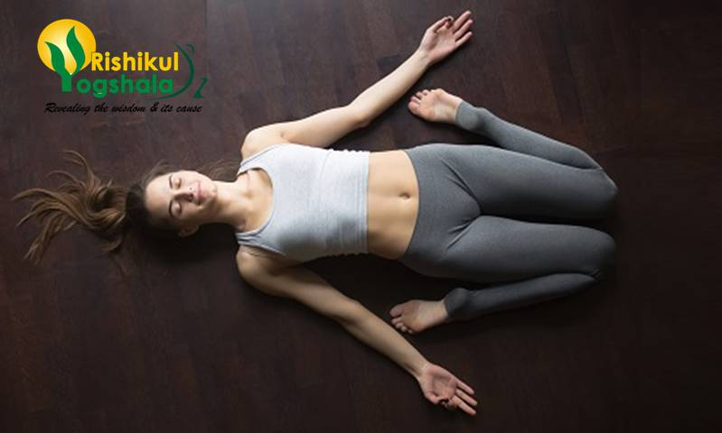 Supta Virasana Reclined Hero Pose