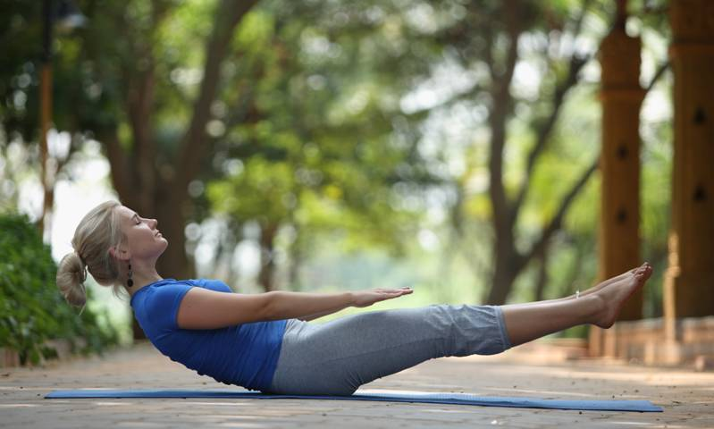 Top 5 Yoga Postures For Better Digestion
