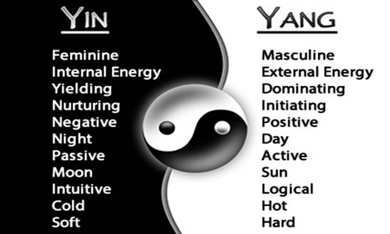 Balancing Yin and Yang